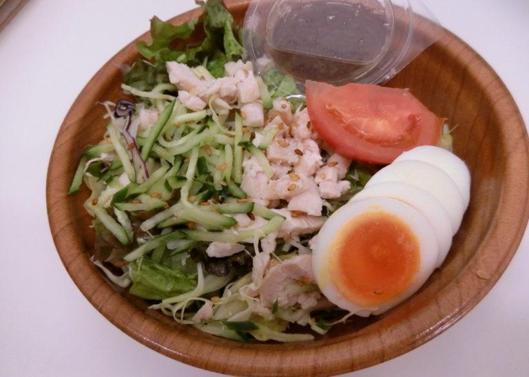 野菜を積極的に食べよう!