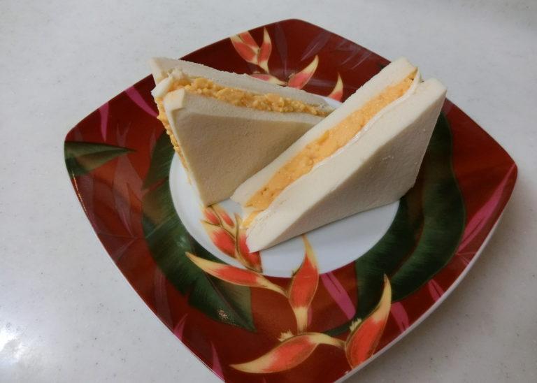 ayaの料理日記~高野豆腐サンド~