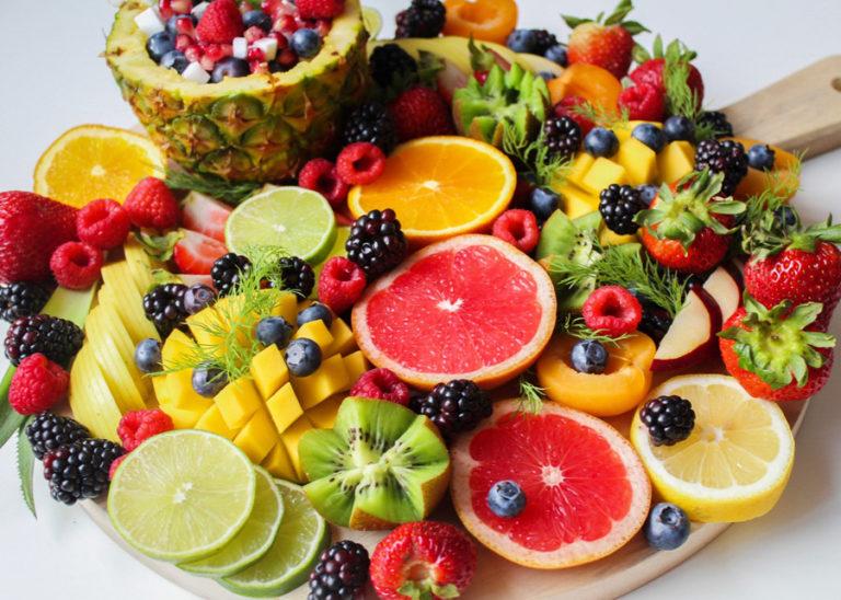 果物から上手に栄養補給しよう!!
